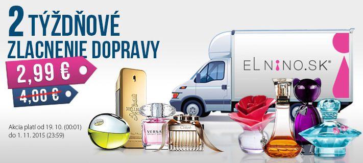 AKCIA - všetky parfumy celebrít i iné parfumy s lacnejším dovozom
