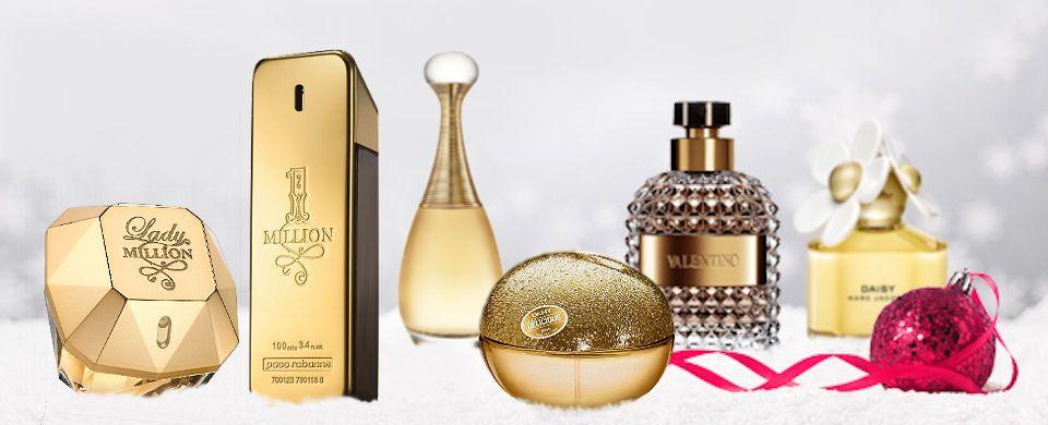 Vianoce, zlato a čarovné flakóniky pod stromček