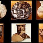 Zdobená keramika Sumerov, Autor: neznámy; Zdroj: ARTHISTORYWORLDS.org (http://bit.ly/1vD9V0a)