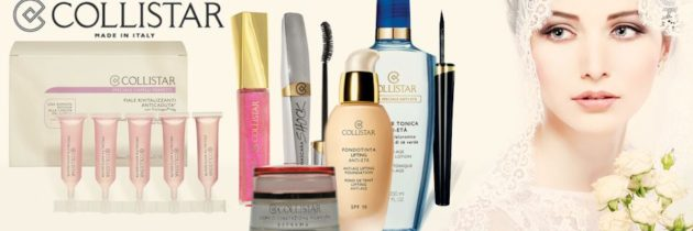 Kozmetika Collistar – elegancia po taliansky