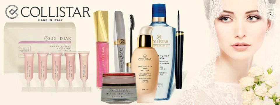 Kozmetika Collistar - elegancia po taliansky