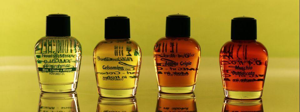 Parfumovaný olej - v čom je lepší od parfumu