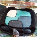 očné tiene L´Oreal Paris Color Riche Quad Eye Shadows P3 Baie d´Émeraudes