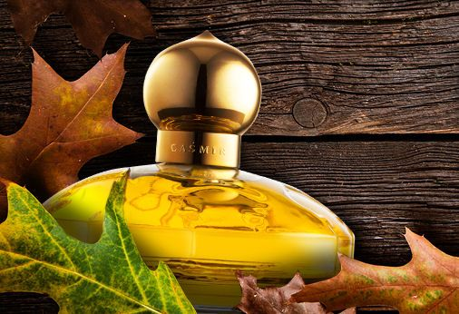 Jesenný duel a balzamiková sladučká vôňa Chopard Casmir