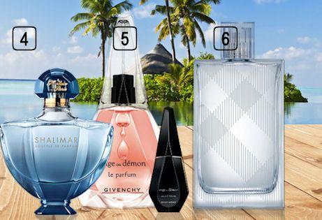 Nové letné parfumy Guerlain, Givenchy a Burberry