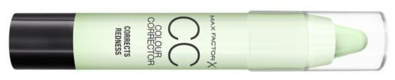 Max Factor CC Colour Corrector korektor na akné a červené škvrny od Elnino.sk