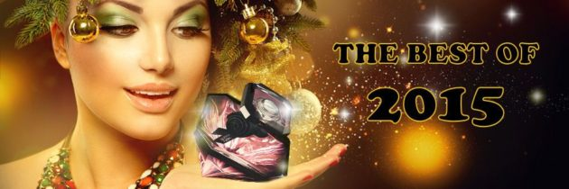 Najlepšie dámske vône a novinky v roku 2015