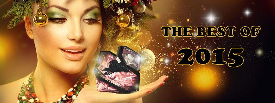 Najlepšie dámske vône 2015