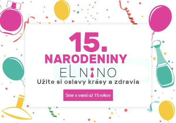 Narodeniny Elnino.sk