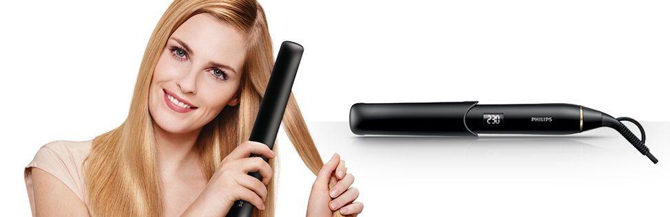 Získajte zľavy na produkty Philips, v akcii na www.elnino.sk je aj žehlička na vlasy Philips PRO, HPS930/00