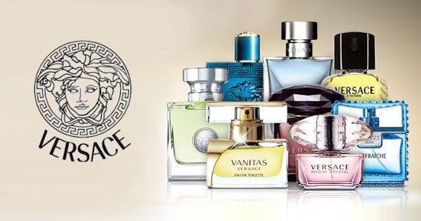 Versace - parfumy pre každého, ešte viac parfumov v ponuke Elnino.sk