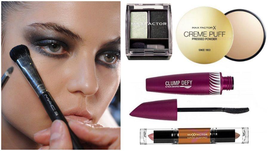 Líčenie s kozmetikou Max Factor podľa Elnino.sk