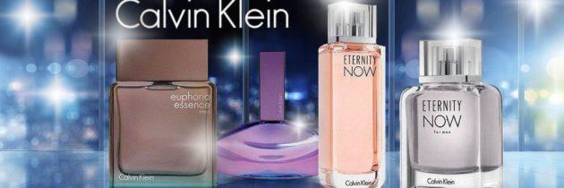 Calvin Klein a jeho ďalšie nové vône