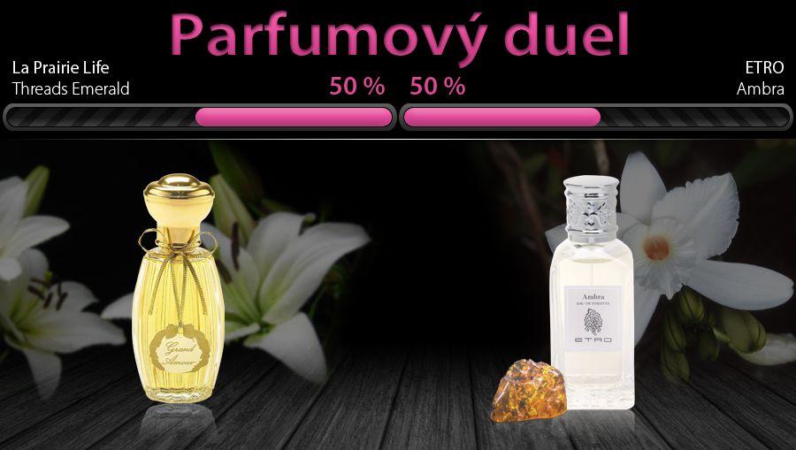 Parfumy, ktoré dostali zelenú