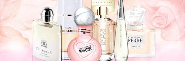 Sneh z lupienkov kvetov (nové parfumy)