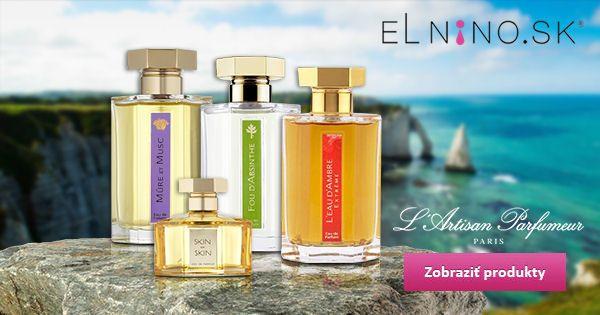 Niche značka L´Artisan Parfumeur v ponuke Elnino.sk