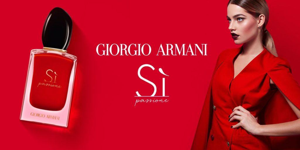 Giorgio Armani Sì Passione EdP