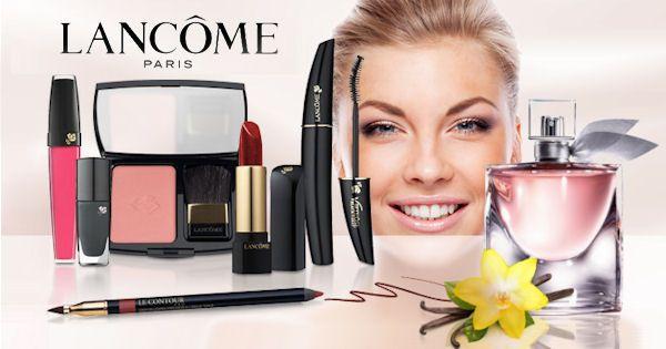 Kozmetika Lancome a jeden z jej známych parfumov La Vie Est Belle