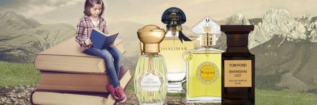 Príbeh Vášho parfumu ako z románu
