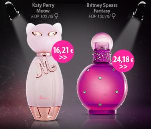 Parfumy hviezd kúpite za super ceny
