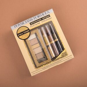 Darčekový set Shimmer Strips Extreme Shimmer