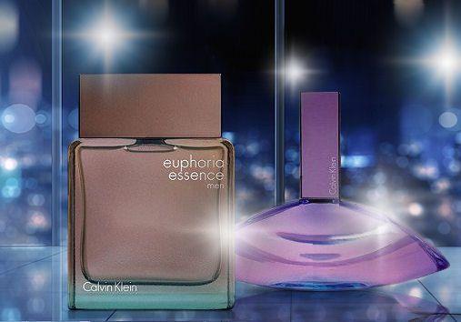 Pánsky a dámsky parfum Calvin Klein Euphoria Essence, obidva zakúpite v e-shope Elnino.sk