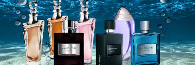 Mauboussin – šperky pretavené do vône