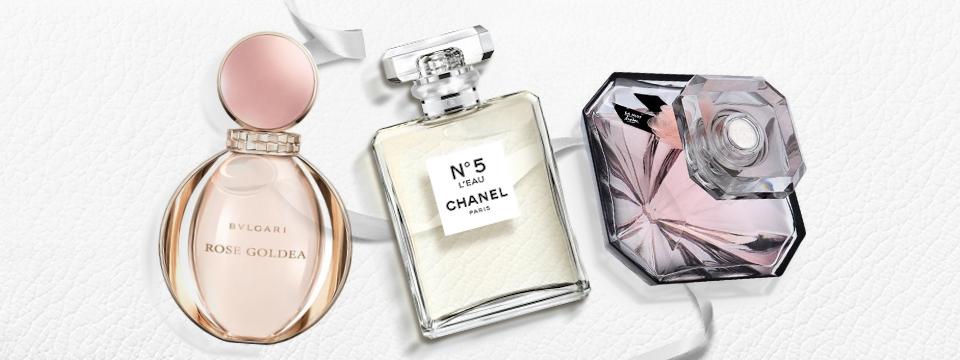Legendy v novom šate (nové parfumy na tróne)