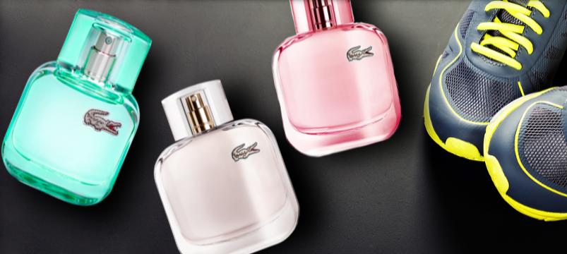 Značka Lacoste rozšírila kolekciu L.12.12 o dámske parfumy
