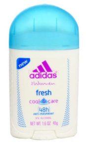 tuhý dezodorant Adidas Fresh