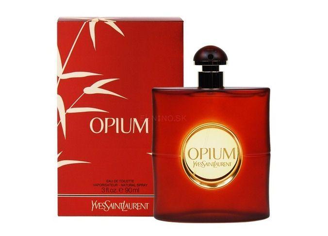 Yves Saint Laurent Opium 2009 EdT z ponuky Elnino.sk