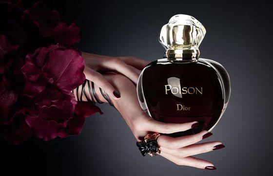 Medzi najslávnejšie kvetinové parfumy patrí legendárny Christian Dior Poison