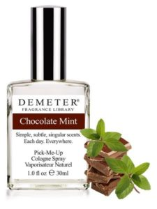 Demeter Chocolate Mint, zdroj: http://bit.ly/1KVnBMj, na Elnino.sk v balení 120ml