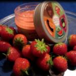 Dermacol Aroma Ritual rebarbora a jahody - peeling