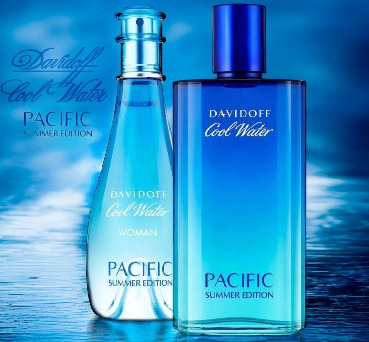 Hity leta z limitovanej edície Davidoff Cool Water Pacific Summer