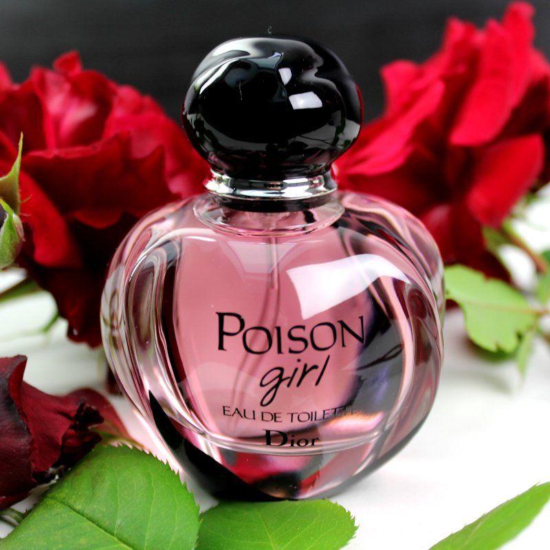Keď na letné prázdniny, tak s Christian Dior Poison Girl EdT