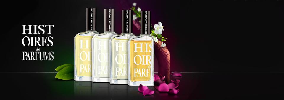 Histoires de Parfums - nové parfumy, ktoré predáva parfuméria Elnino.sk