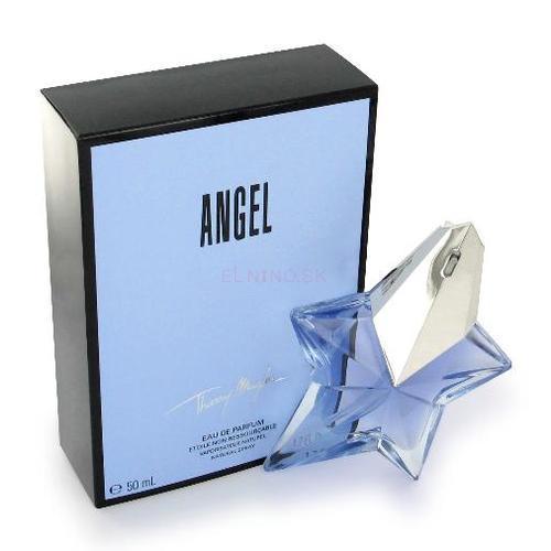 Medzi najobľúbenejšie pánske vône patrí dámsky parfum Thierry Mugler Angel