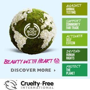 Kozmetika The Body Shop a jej etika, zdroj: http://bit.ly/11b9VYK