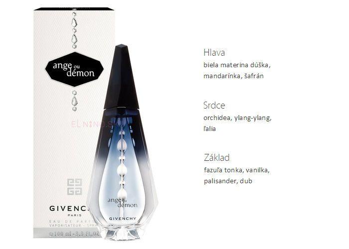 dámsky parfém Givenchy Ange ou Demon EdP z Elnino.sk