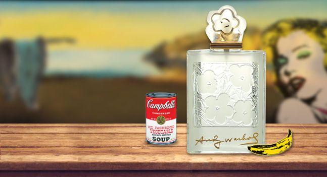 Andy Warhol toaletná voda zo širokej ponuky vôní Andy Warhol na Elnino.sk