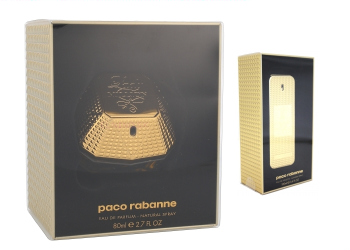 parfumy Paco Rabanne Lady Million a 1 Million Collector Edition