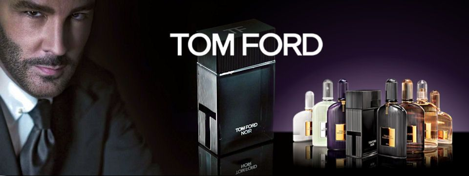 Tom Ford - parfumy Par Excellence