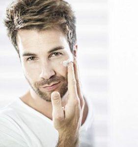 Pánska pleťová kozmetika u muža nie je bežnou vecou