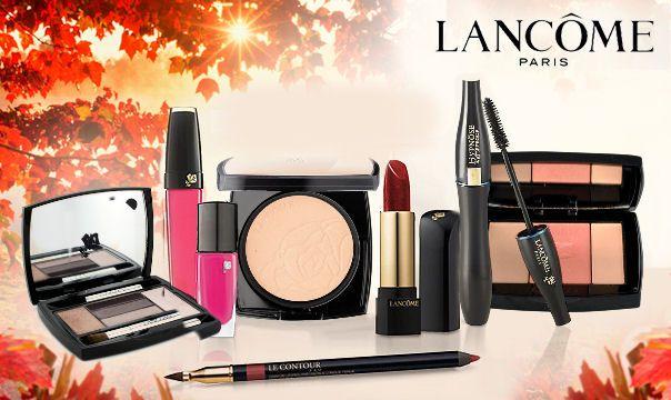 Jesenná romantika vo farbách Lancome