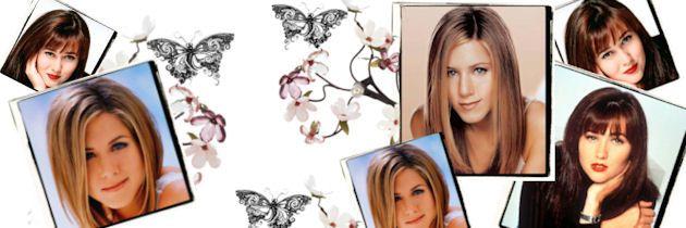 Makeup podľa seriálových hviezd rokov 90'