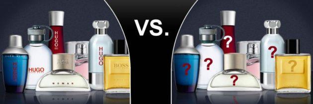 Sú testery to isté ako parfumy?