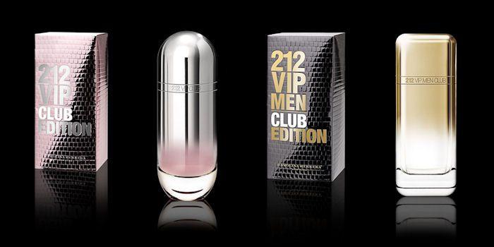 Carolina Herrera 212 VIP Club Edition na Elnino.sk