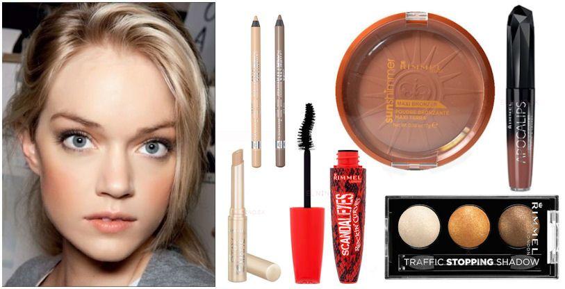 Tipy na produkty na líčenie pre dámy s kozmetikou Rimmel London z e-shopu Elnino.sk