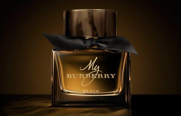 novinka My Burberry Black, zdroj: Fragrantica.com